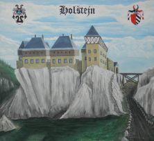 Castle Holštejn - Art Zapletal - Malířská tvorba a fotografie