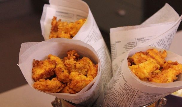 Popcorn Chicken : Dinner Dash with Hilary Biller : The Home Channel