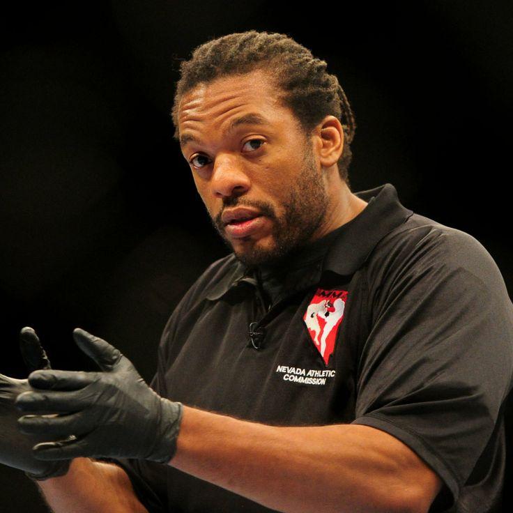 herb dean | Referee Herb Dean Chosen as Official for Anderson Silva vs. Chris ...