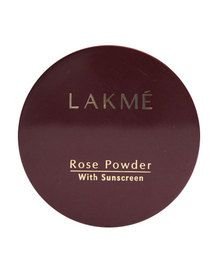 LAKME ROSE POWDER WARM PINK 40GM Contains rose fragrance to keep you fresh, contains sunscreen to protect from harmful UV rays. Gives a flawless radiant look.