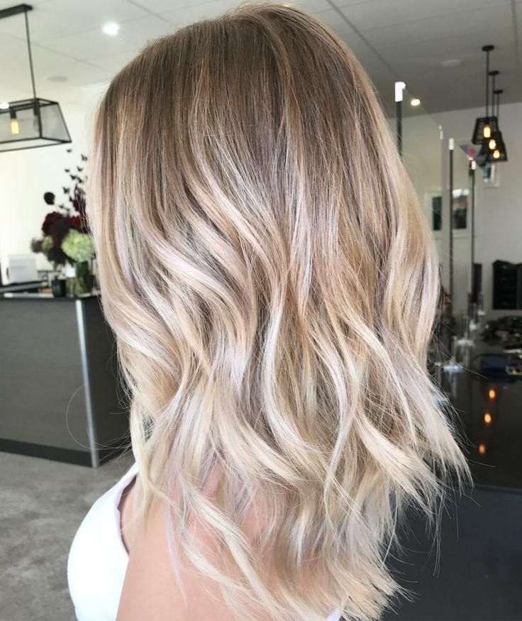 Mittlere Bob Frisur Mes Blonde Highlights - #BobStyle #This #YARN #should