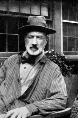Charles Ives. American composer (1874-1954).  Known for integrating unexpected and clashing sonorities into otherwise innocent and conventional musical forms (such as New England Hymns). Also remembered for great insurance sales tactics.
