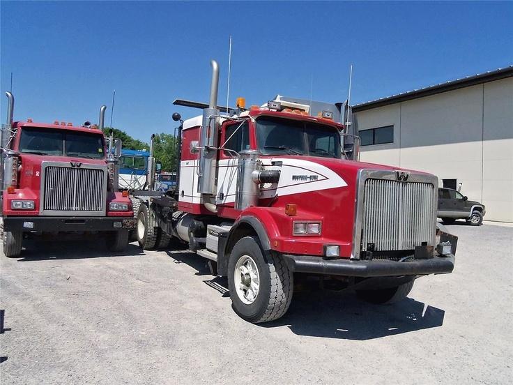 1994 Western star 4964 Heavy Duty Truck Review @ http://www.onlinetrucksusa.com/