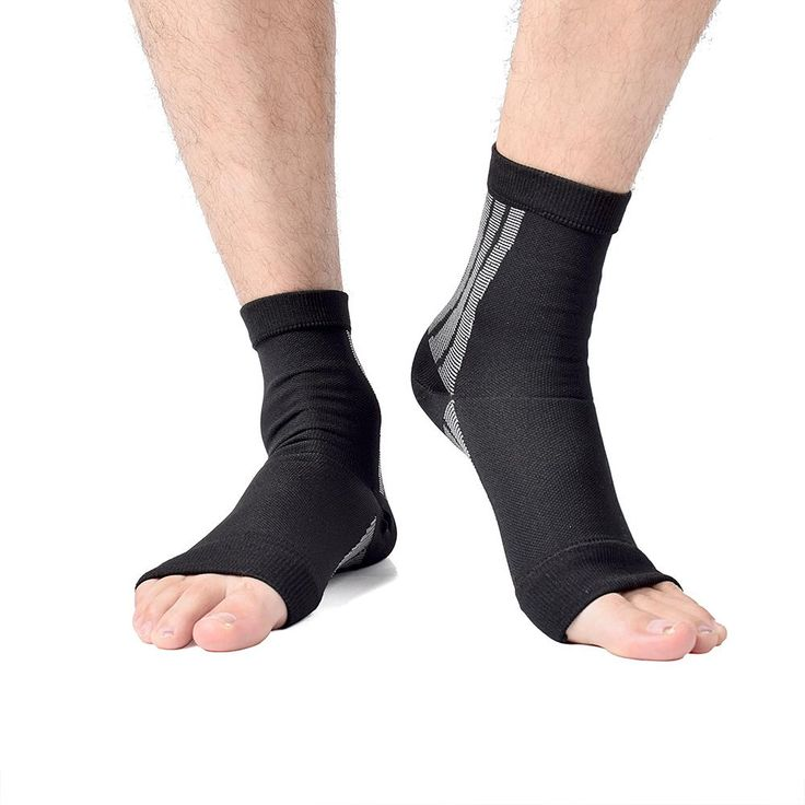 50 pairs a lot Unisex Open Toe Compression Circulation Socks to increase blood flow and reduce swelling women men's socks