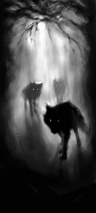 25  best Horror art ideas on Pinterest