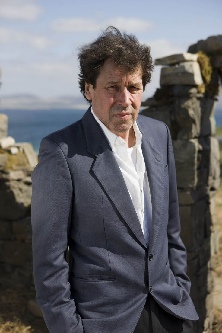 Stephen Rea, one of THE best Irish actors ever!  This scene is from the Irish series, SINGLE-HANDED