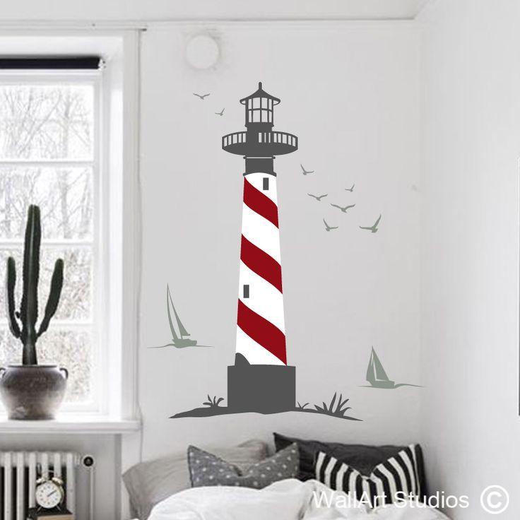 19 besten Wand Leuchtturm Bilder auf Pinterest | Leuchtturm ...