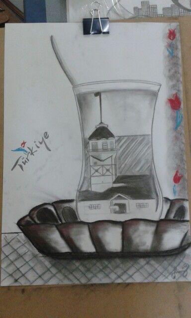 Karakalem Kız Kulesi