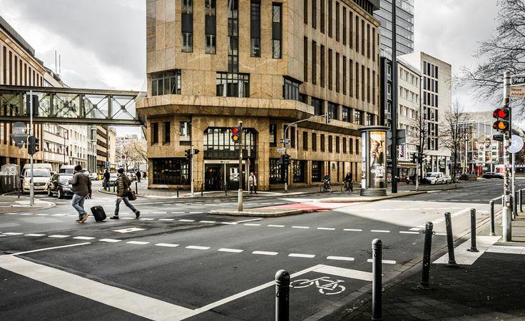 Dusseldorf on the Street by Davor Radic - Photo 162321721 - 500px