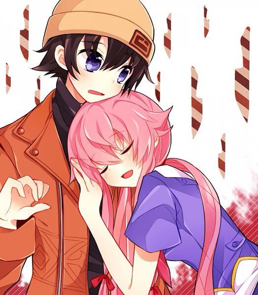 17 best images about Yuno and Yuki on Pinterest | The ...