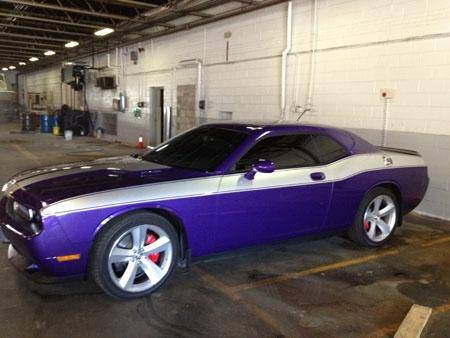 2010 Dodge Challenger SRT-8 6.1L for sale   Hemmings Motor News