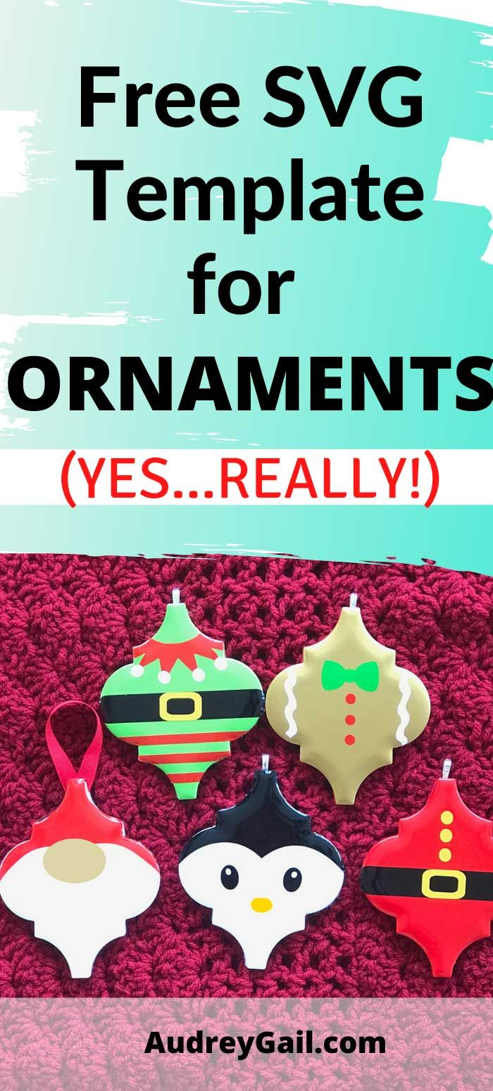 Grab The Free Svg Files To Make Your Own Christmas Ornaments From Ceramic Tile Christmas Ornaments Diy Christmas Ornaments Christmas Ornaments To Make