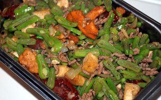 Makkelijk koken: Snijbonen met Cantherellen