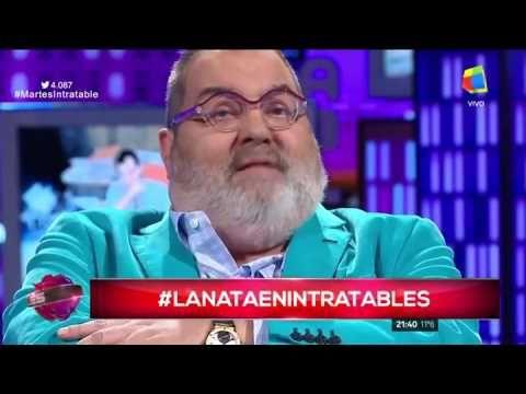 """Los mejores momentos de Jorge Lanata, en el mano a mano con """"Intratables"""""""