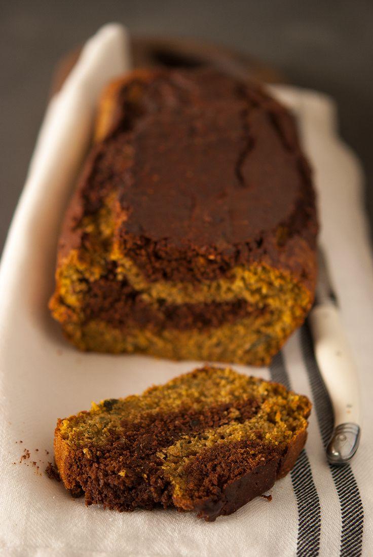 » Marbré chocolat butternut | Clea cuisine