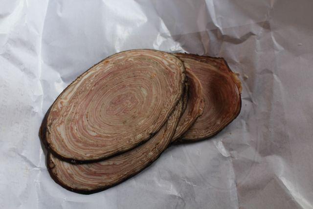 Andouille de Guéméné (tripe sausage from Brittany)