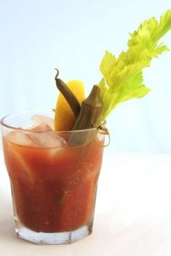 Who doesn't love a good Bloody Mary? We've kicked up the classic Bloody Mary, Cajun style!