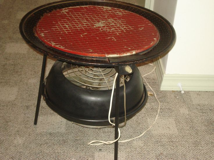Vintage Vornado Turnabout Hassock Fan 28F1 1 Atomic Design Classic Table  Retro | Hassocks F.C., Fans And Vintage