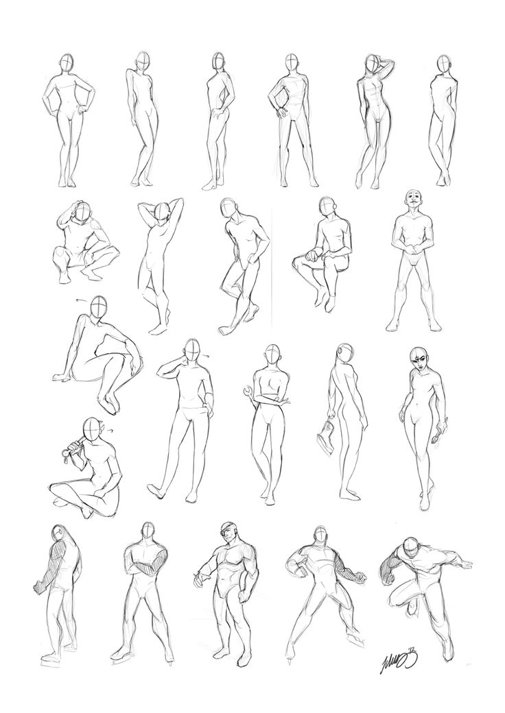 It's just an image of Simplicity Women Drawing Poses