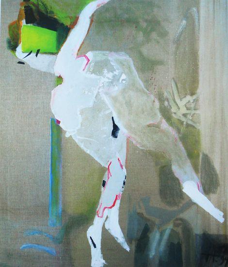 Teresa Pagowska, Pavana on ArtStack #teresa-pagowska #art