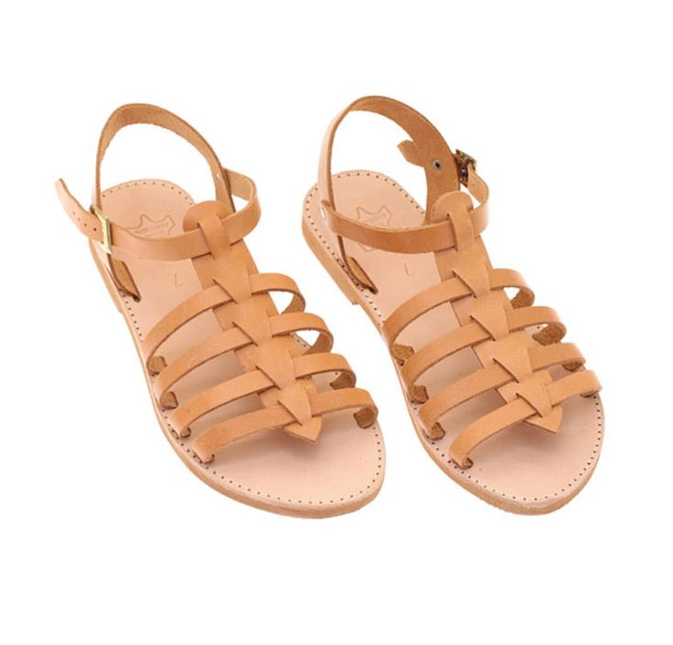Handmade Ancient Greek sandals leather https://www.etsy.com/listing/228402669/kalypso-handmade-leather-women-sandals