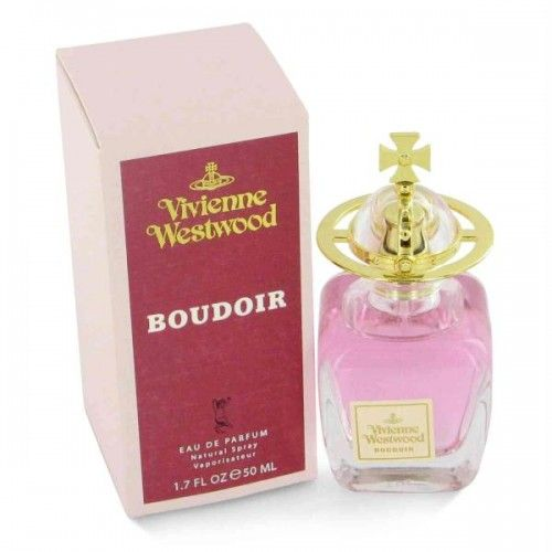 Vivienne Westwood Boudoir is een damesgeur uit 1998, met een pittig en toch bloemig karakter. Topnoten zijn van aldehyde, bergamot, hyacint en sinaasappelbloesem. Hartnoten zijn roos, jasmijn, narcis, anjer, liswortel, kardemom en koriander en in de basis zit sandelhout, tabaksblad, vanille en kaneel
