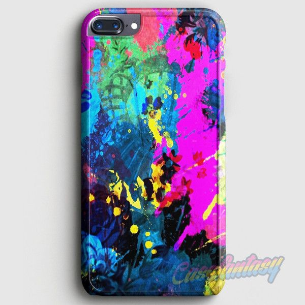 Abstract Art Wallpaper iPhone 7 Case | casefantasy