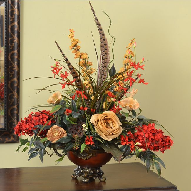 Best old world flower arrangements images on pinterest