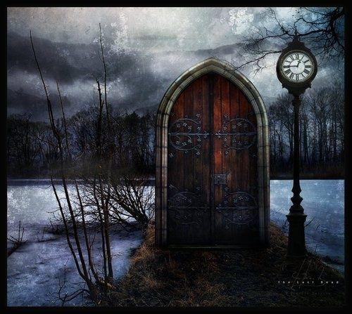 bluepueblo Time Portal The Enchanted Wood photo via jenny & 82 best mystical doors images on Pinterest | Another world Arabic ... pezcame.com