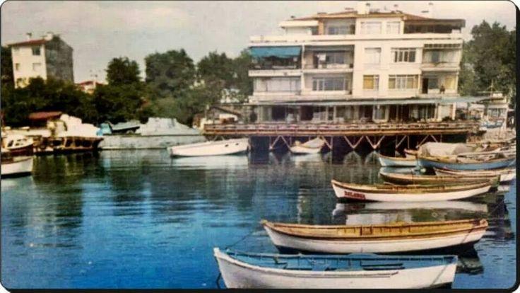 Bostanci iskelesi 1970ler