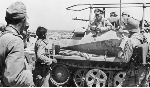 The life and career of field marshall rommel one of the greatest military tacticians