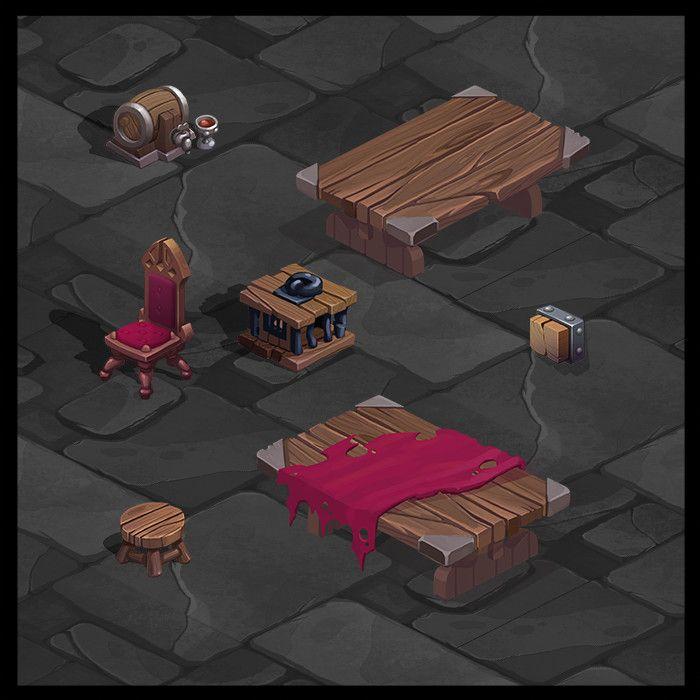ArtStation - GRABOVER (WIP GAME) Suricate Games, Serge Samsonov