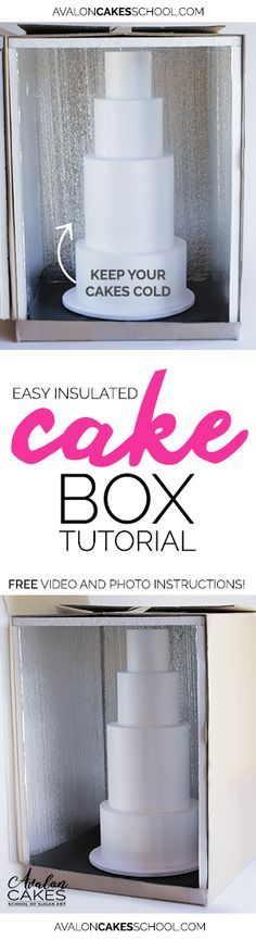 This keeps my cakes COLD during delivery EVERYTIME! This has been a lifesaver…