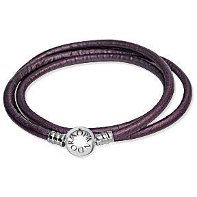 Triple Leather Purple - Intuition 590714CPE