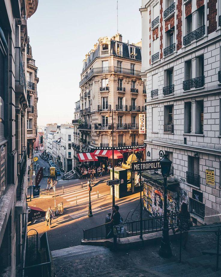 Montmartre, Paris XVIII