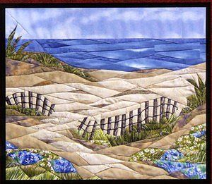 Life's a Beach Pattern - The Virginia Quilter