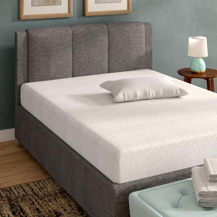 Wayfair Sleep 10 Medium Firm Memory Foam Mattress Reviews