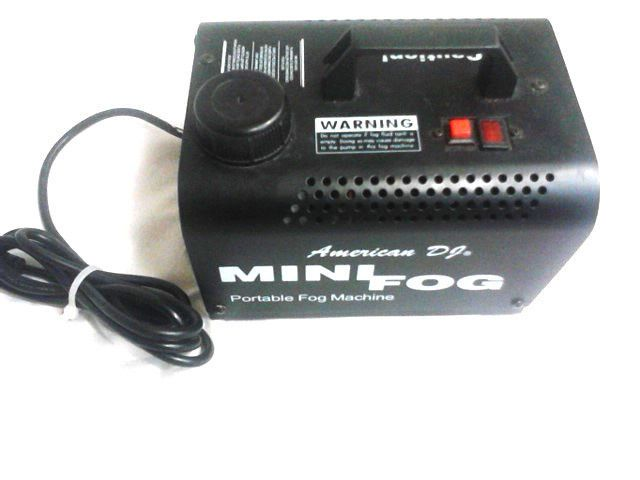 American DJ Mini Fog Machine #AmericanDJ.   $26.50