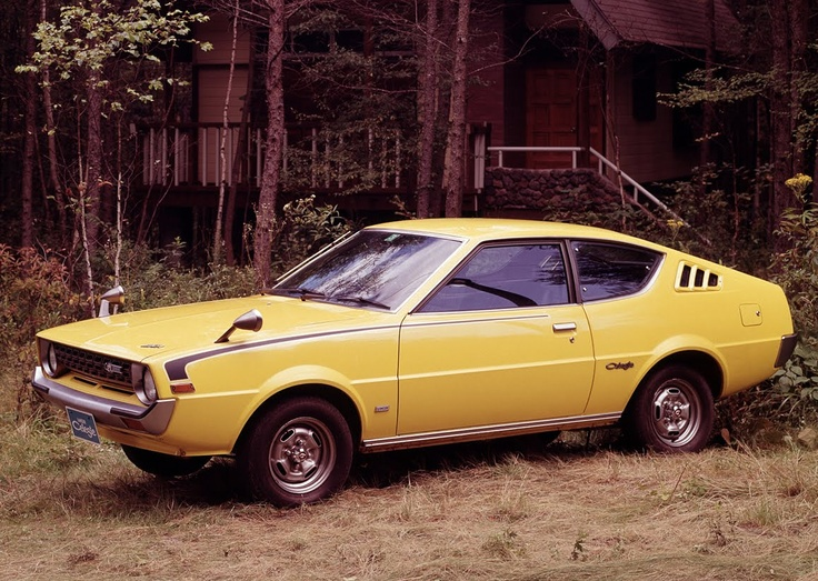 1977 Mitsubishi Celeste Maintenance/restoration of old/vintage vehicles: the material for new cogs/casters/gears/pads could be cast polyamide which I (Cast polyamide) can produce. My contact: tatjana.alic14@gmail.com