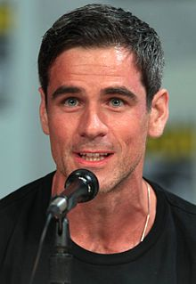 "Edmund Patrick ""Eddie"" Cahill (born January 15, 1978) is an American actor best known for portraying ""Miracle on Ice"" goalie Jim Craig in the movie Miracle, and for playing the roles of Tag Jones on Friends, Detective Don Flack on CSI: NY, and Sam Verdreaux on Under the Dome."