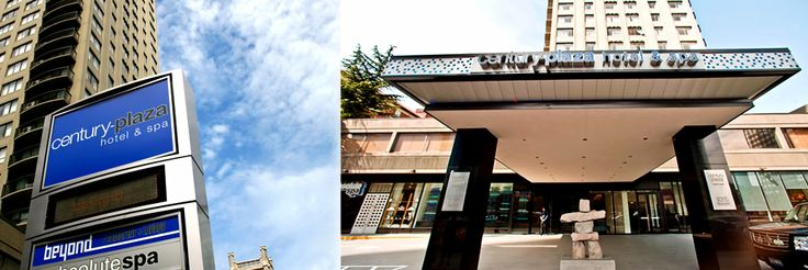 Century Plaza Hotel and Spa - Official Site - Vancouver Accommodation, Absolute Spa, The Comedy Mix, Beyond Restaurant & Lounge   [ family owned & operated ]