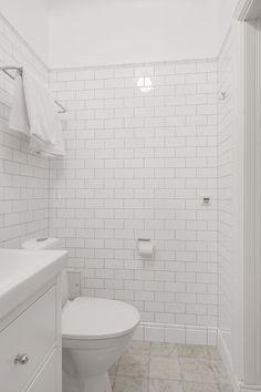 badrum kalksten golv subway tile - Sök på Google