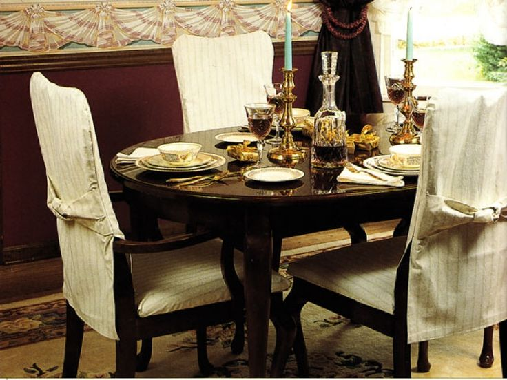 24 best dining room images on pinterest | chair covers, dining