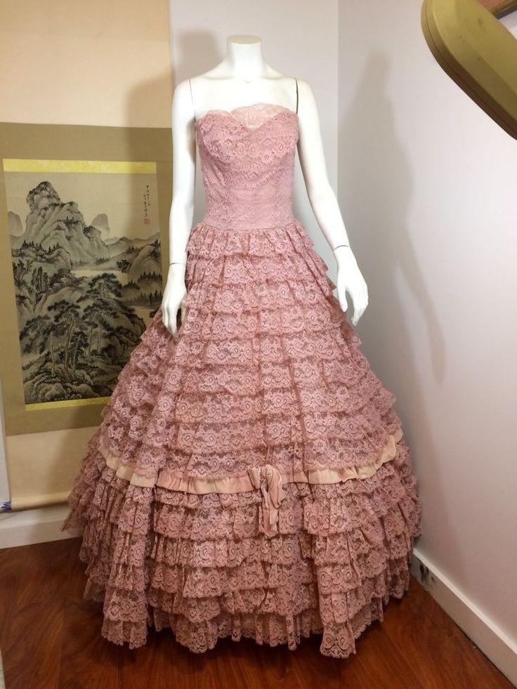 Mejores 55 imágenes de Cupcake Gowns en Pinterest | Década de 1950 ...