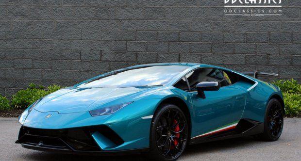 2018 Lamborghini Huracán Performante Classic Driver Market Lamborghini Huracan Lamborghini Super Sport Cars
