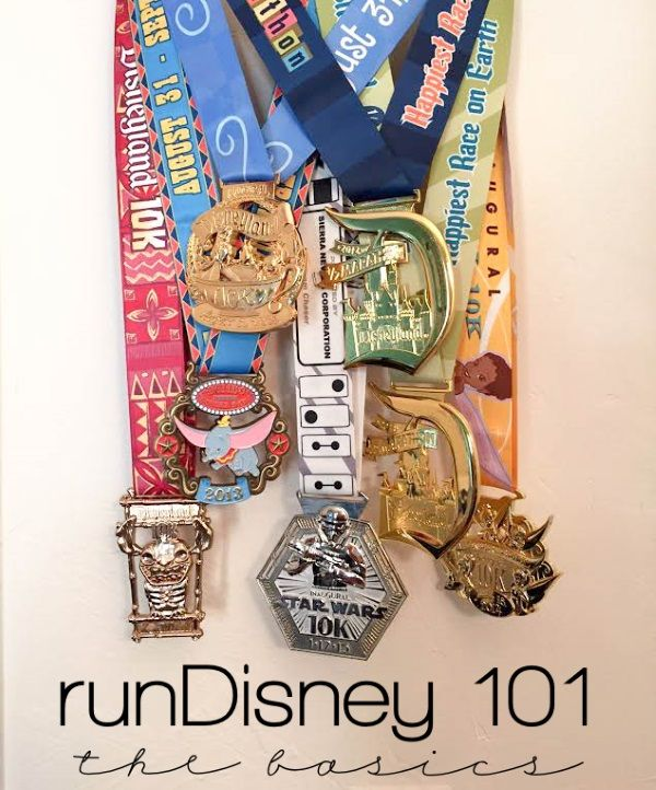 runDisney 101 blog - helpful tips