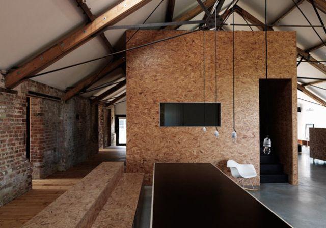 Ochre Barn by Carl Turner Architects | Norfolk, England.Yellowtrace.