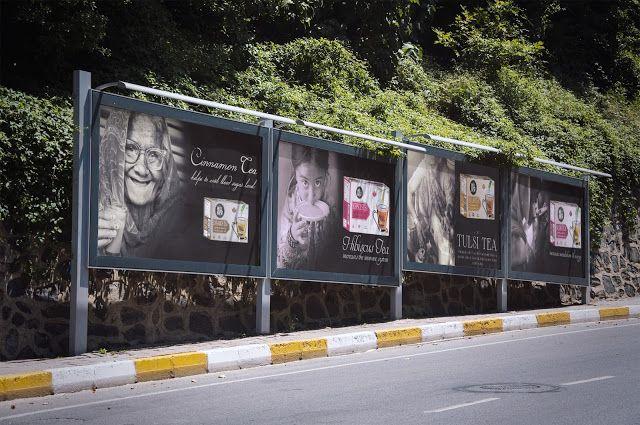 graphic design: billboard mockup