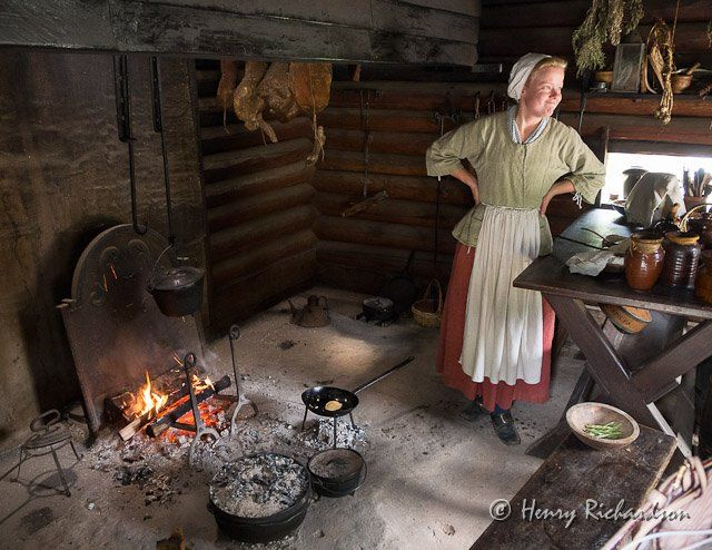 Early Colonial Food Recipes