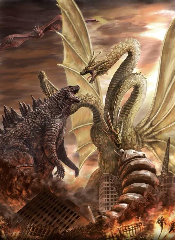 Godzilla 2014 Sequel Official Release Date Revealed! | Godzilla News